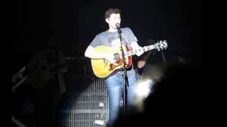 Scotty McCreery Banter Ashland KY 012414