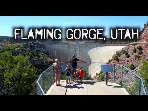 Flaming Gorge 2017 - 4K