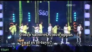 SS501 Parodia Lalalala a cual saboreas