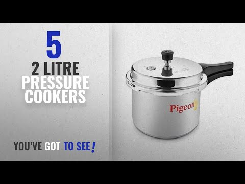 Top 10 2 Litre Pressure Cookers [2018]: Pigeon By Stovekraft Favourite Induction Base Aluminium