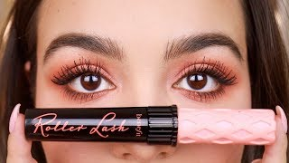 Benefit Roller Lash Mascara Review + Demo!