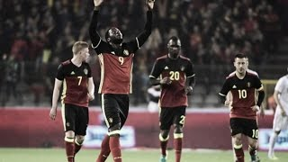 Belgium vs Norway 3-2  All Goals☆ 5/6/2016  [HD]