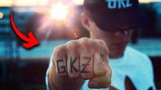 YouTube Name als Tattoo gestochen...