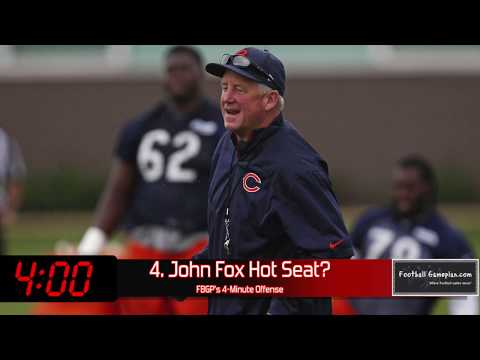 Football Gameplan's 2017 NFL Team Preview: Chicago Bears