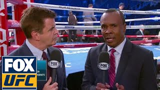 Sugar Ray Leonard: Conor McGregor surprised, impressed me' | MAYWEATHER VS. McGREGOR