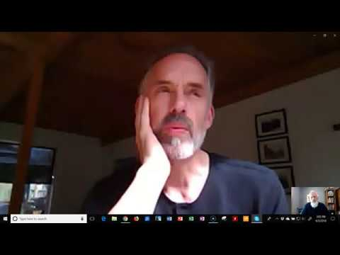 CRC Pastor with Jordan Peterson on CS Lewis, the Resurrection, his Biblical series,