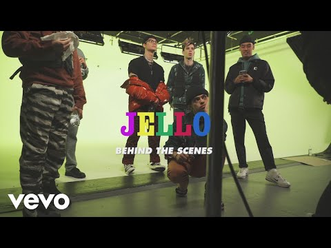 PRETTYMUCH - Jello (Behind the Scenes)