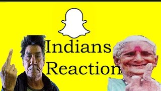 Indians Reaction to Snapchat CEO calls India a Poor country