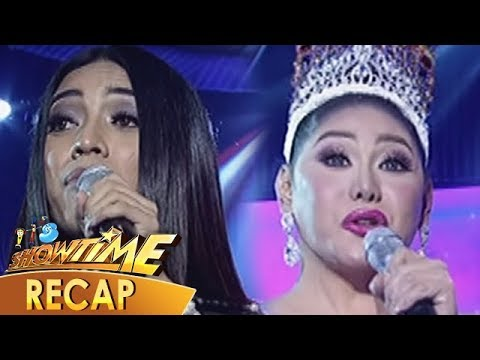 It's Showtime Recap: Miss Q&A contestants' witty answers in Beklamation - Week 5