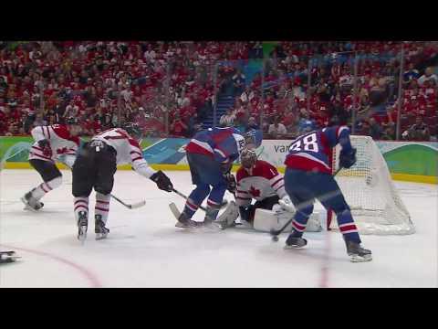 Canada 3-2 Slovakia - Men's Ice Hockey Semi-Final - Vancouver 2010 Winter Olympics