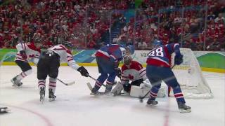 Hockey Men Semifinal CAN vs SVK Complete Event | Vancouver 2010