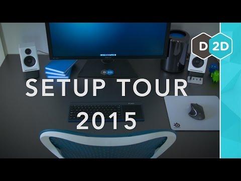 Dave2D - Ultimate Setup Tour 2015