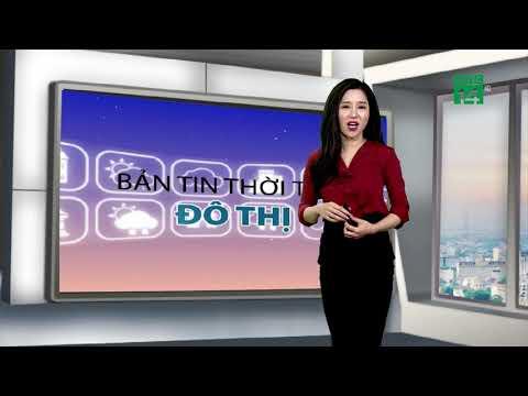Thời tiết các thành phố lớn 20/03/2019:  TP HCM, Cần Thơ nắng nóng kèm... triều cường  | VTC14