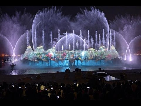 Sentosa Wings of Time Full Show 2016