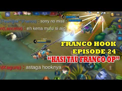 FRANCO HOOK MONTAGE EPS. 24   The Power Of Franco Hook