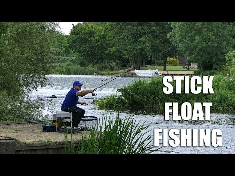 Cadence Fishing TV: Stick Float Fishing on the Warwickshire Avon