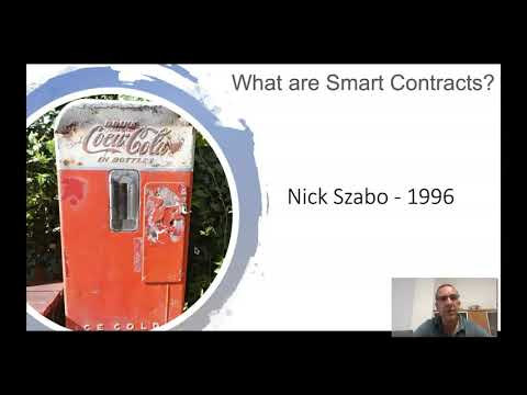 Smart Contract Security E1 - What are Smart Contract?