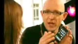 Gadget show - iphone vs Nokia N95 Phone (amazing)