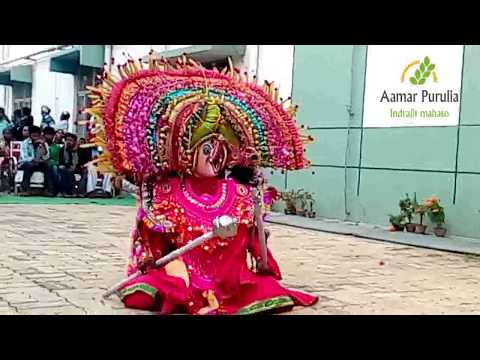 Chou dance 2018 in Purulia