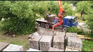 Строим Дом из Арболит Блока в Пшада / Строительство  из Арболитовых блоков в Краснодарском крае