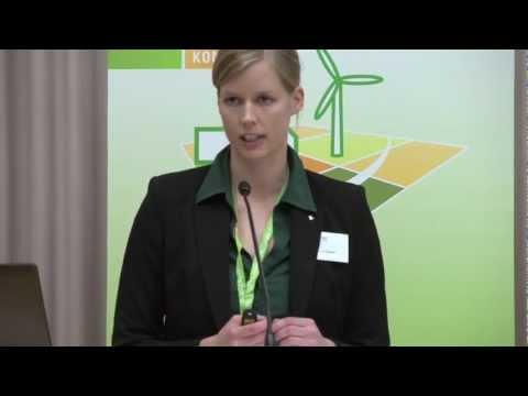 Hessenforum 2012 auf dem 4. Kongress 100% Erneuerbare Energie Region