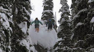 Mark Abma / Eric Hjorleifson / Chris Rubens - Backcountry Camp and Shred - Return to Send'er