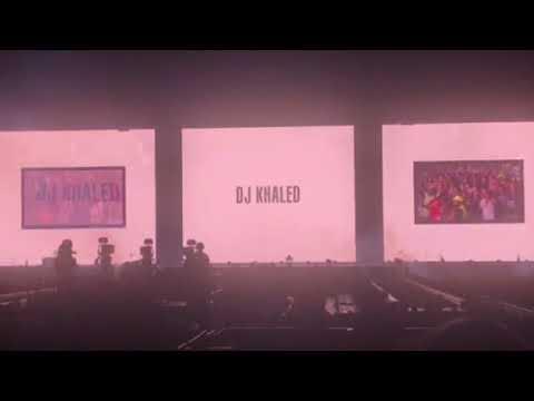 Beyoncé, Jay-Z and DJ Khaled honor Aretha Franklin at Detroit concert