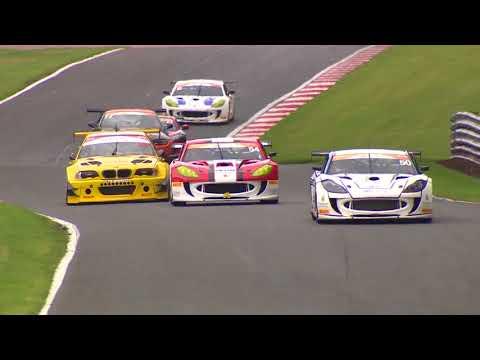 GT Cup Programme 5 - Oulton Park