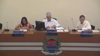 2ª Sessão Extraordinária - Câmara Municipal de Araras