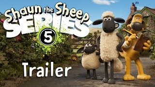 Shaun the Sheep Series 5 Trailer