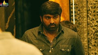 Sindhubaadh Movie Vijay Sethupathi Escaping from Villains | 2019 Latest Movie Scenes