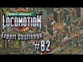 Chris Sawyer's Locomotion: Expert Challenge - Ep. 82: CATTLE CAPERS