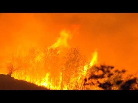 Wildfires turn deadly in Washington State