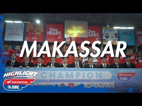 SMA DIAN HARAPAN VS  SMA ZION MAKASSAR | FINAL Honda DBL South Sulawesi