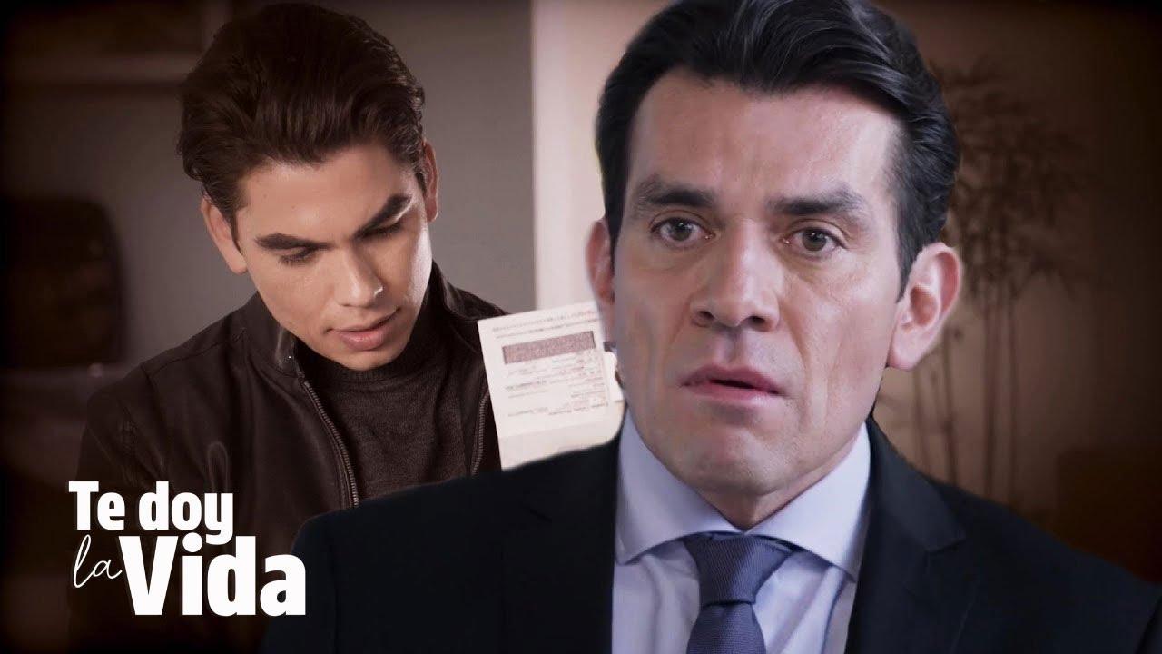 Te Doy La Vida | Ernesto recuerda el día en que robó la identidad ...