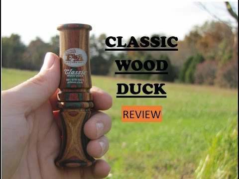 Primos Classic Wood Duck ~ review #3