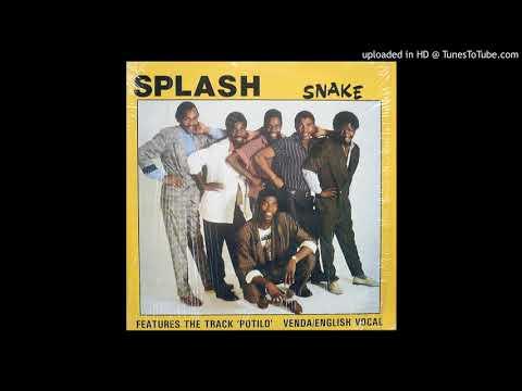 Dan Tshanda & Splash - Malombo Jive