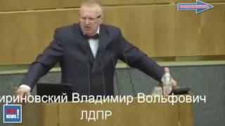 приколы:Жириновский отжигает про правый сектор на ...