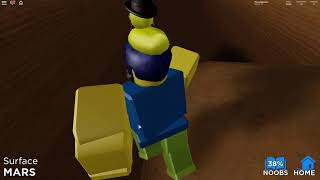 Roblox -- Find the Noob 2 -- All Noobs on Mars