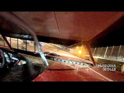 Parrish Duncan West Ga Speedway 10/11/14