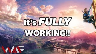 It's Fully Working! - Breath Of The Wild 21:9 Review (3440x1440) (Ultrawide)