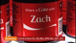Coca-Cola Revenue Misses Estimates