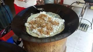 Chinese Street Food Hunting【5】Wuhan Doupi 武汉豆皮