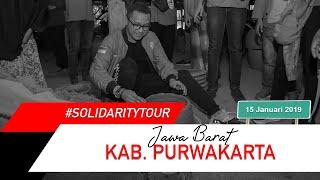 #SolidarityTour JAWA BARAT - Kab. Purwakarta