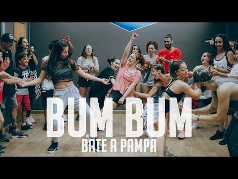 BUMBUM BATE A PAMPA - MC WM ft. MC Lelete & MCs Jhowzinho & Kadinho | @broopz