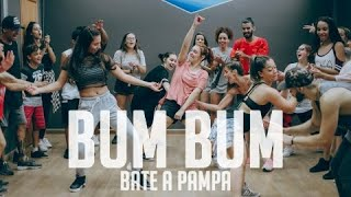 Baixar BUMBUM BATE A PAMPA - MC WM ft. MC Lelete & MCs Jhowzinho & Kadinho | @broopz