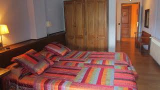 Camping y Hotel Rural Campalans en Borredà ( Berguedà )