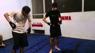 MMA GEORGIA - ZAZA vs RATI
