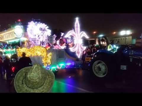 Mardi Gras Endymion Parade