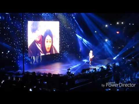 [FANCAM] 170728 Park Shin Hye - Story (Flower of Angel in Manila)